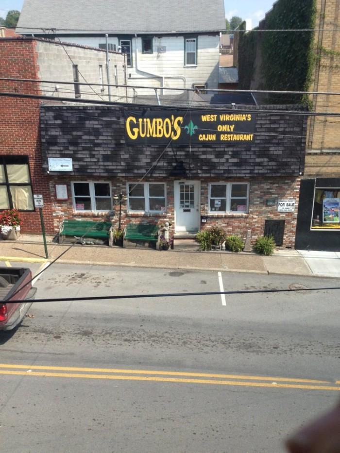 9. Gumbo's in Fayetteville