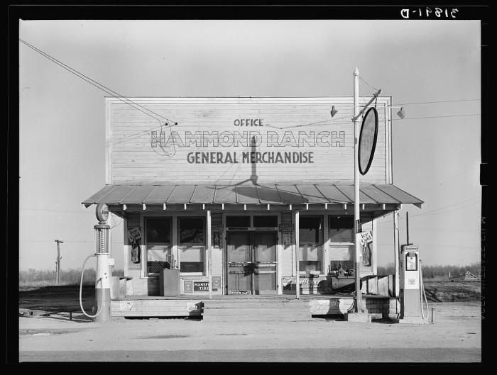 20. Hammond Ranch General Store