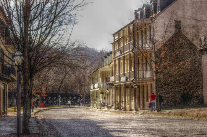 9. Harpers Ferry
