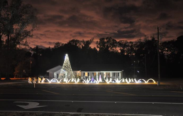 2. Hohensee Family Christmas Lights, Central, LA