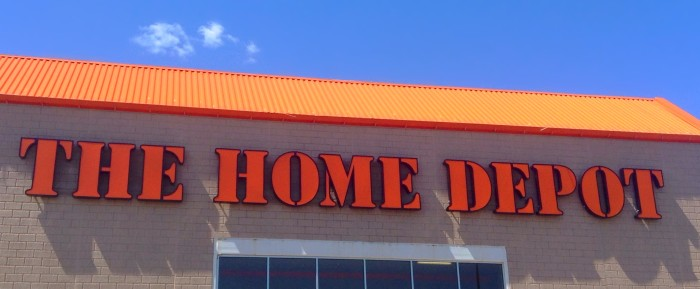 5. We need to take a trip to Home Depot.