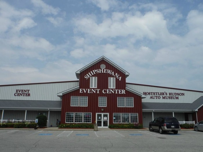 5. Check out the Hostetler Hudson Auto Museum