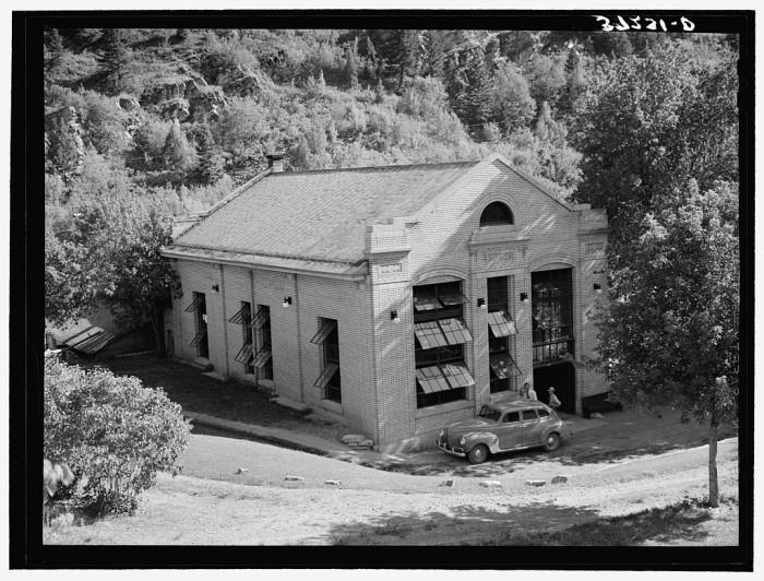 10. Hydroelectric Power Plant, Logan