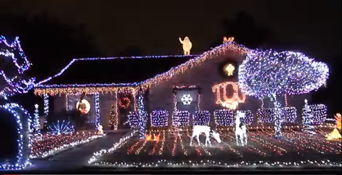 9) The Interlochen neighborhood in upper Arlington is a spectacle this time of year.