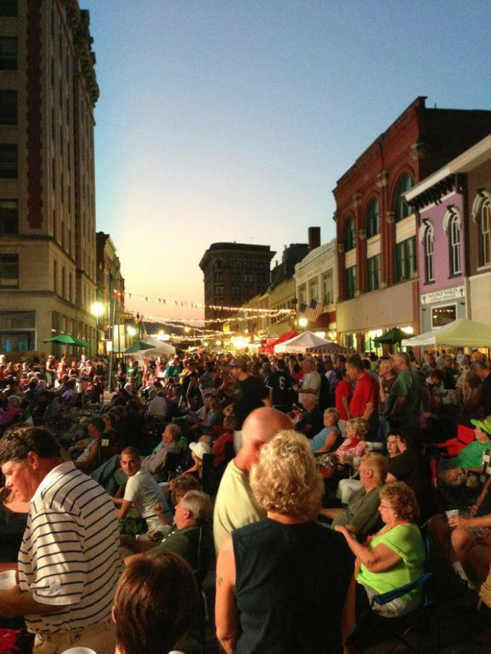 6. Check out the annual West Virginia Italian Heritage Fest