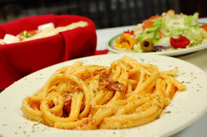 4. The world would miss out on some great Italian food.