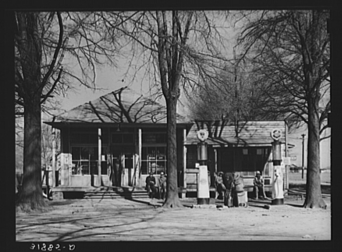 5. Post Office and General Store