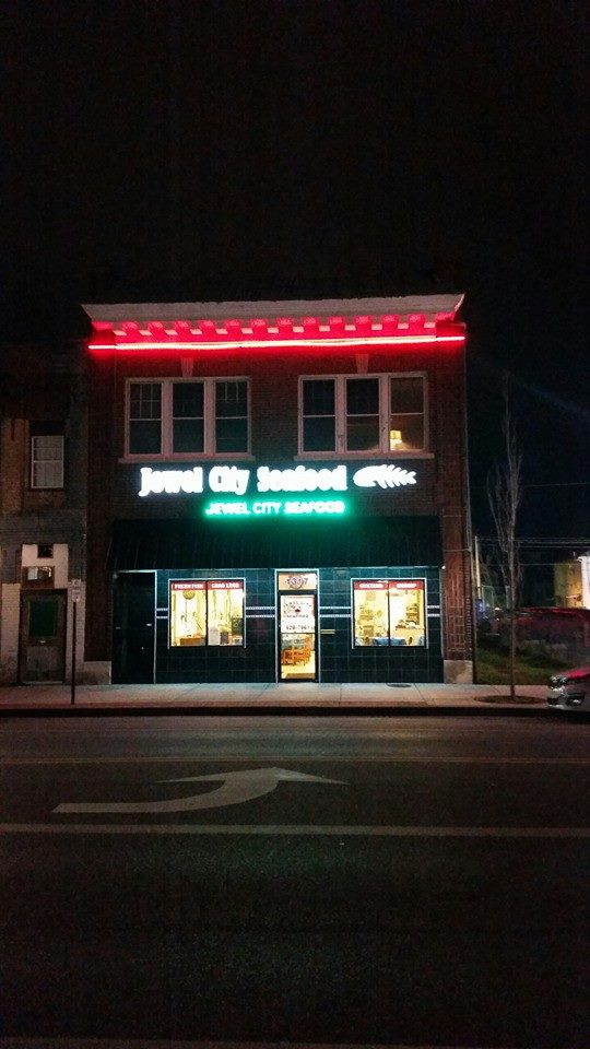 7. Jewel City Seafood in Huntington