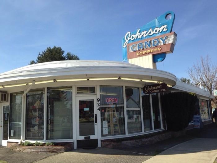6. Johnson Candy Company, Tacoma
