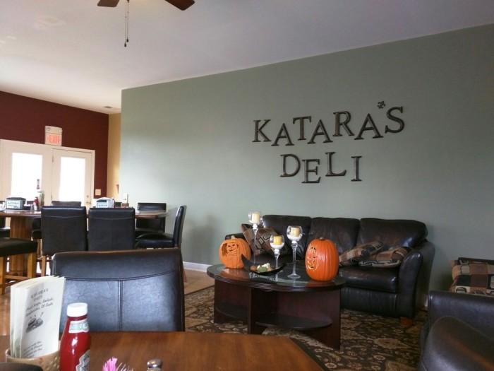 9. Katara's Deli in Martinsburg