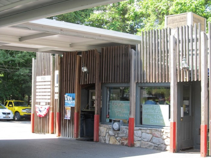 8. King Tut's Drive-in in Beckley