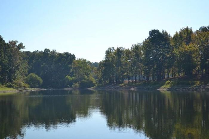 17. Lake Greeson