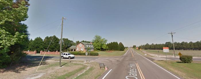 6. Christmas Tree Road, Lamar, SC
