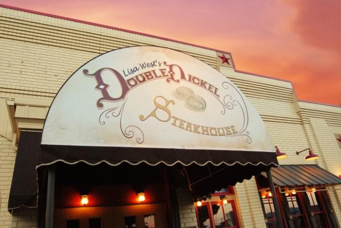 17. Lisa West's Double Nickel Steakhouse (Lubbock)