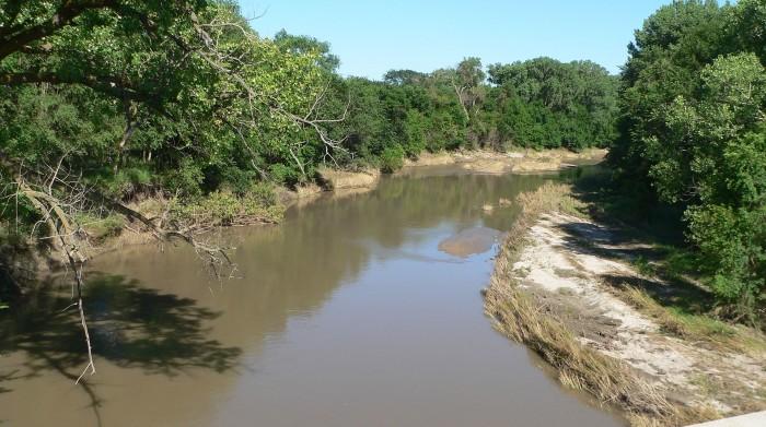 5. Little Blue River