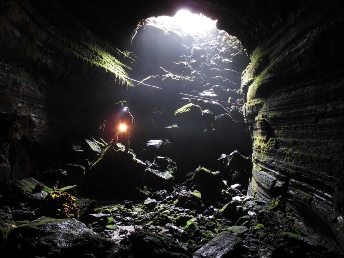 10. Falls Creek Cave, Gifford Pinchot National Forest