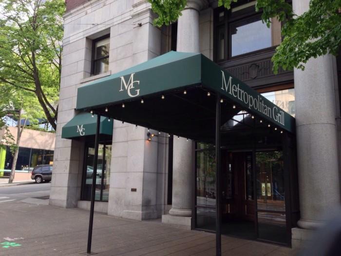 10. Metropolitan Grill, Seattle