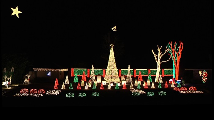 4. Magic Christmas, Alexandria, LA