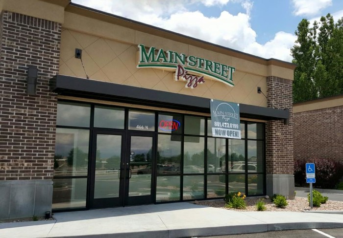 5. Main Street Pizza, Five Locations