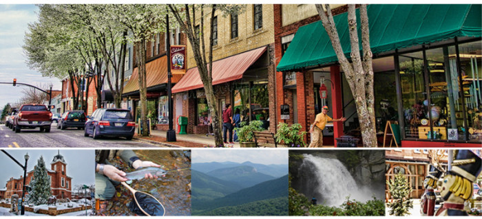 The 17 Most Picturesque Small Towns In North Carolina