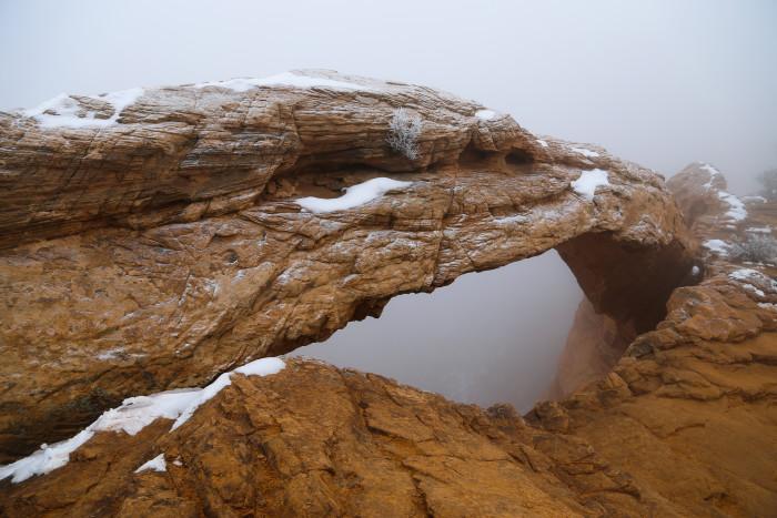 13. Mesa Arch, Canyonlands