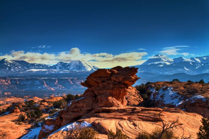 19. Moab