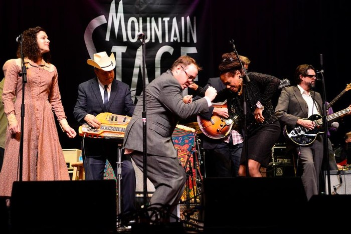 10. Catch a live recording of Mountain Stage
