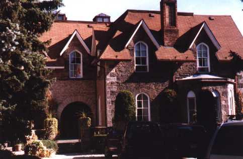 10) The Mount Savage Castle, Mount Savage
