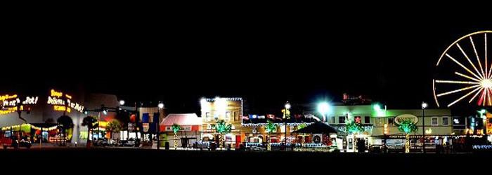 Charleston Sc To Myrtle Beach >> Top 15 South Carolina Christmas Towns