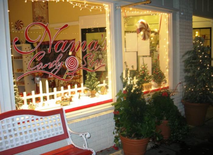 3. Nama's Candy Store, Edmonds