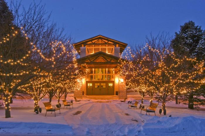 Nebraska City - 12 Magical Christmas Towns In Nebraska