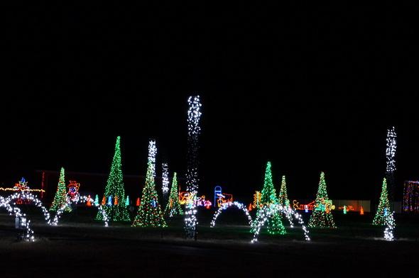 12 Magical Christmas Towns In Nebraska