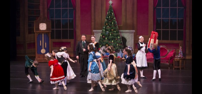 9. And the Twin Cities Ballet Nutcracker is world-class and has a local spin!