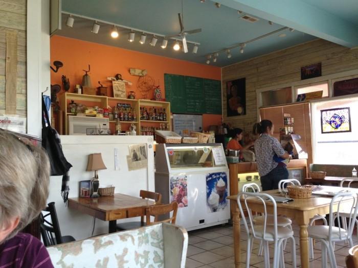 10. Folks Cafe, Wilmington