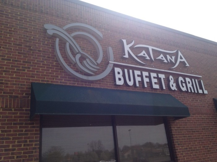 9. Katana Buffet & Grill (Canton)