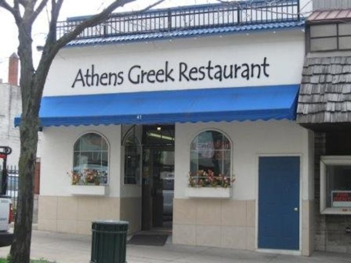 10. Athens Greek Restaurant (Mansfield)