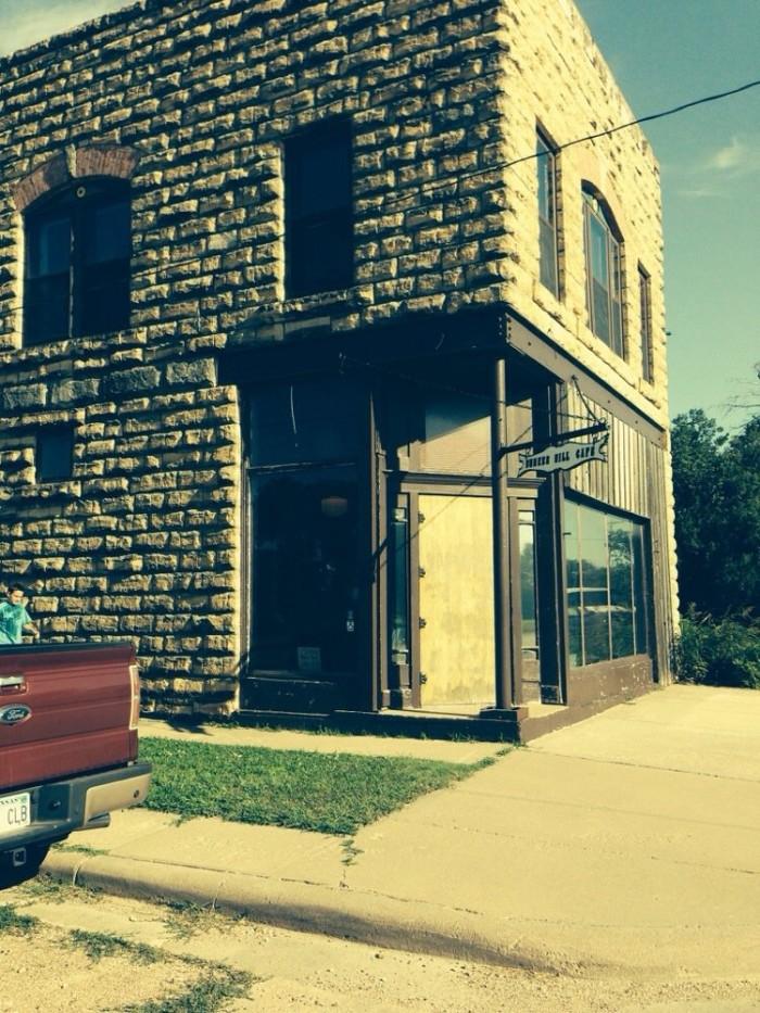 7. Bunker Hill Cafe (Bunker Hill)