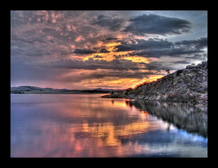 3. Elmer Thomas Lake
