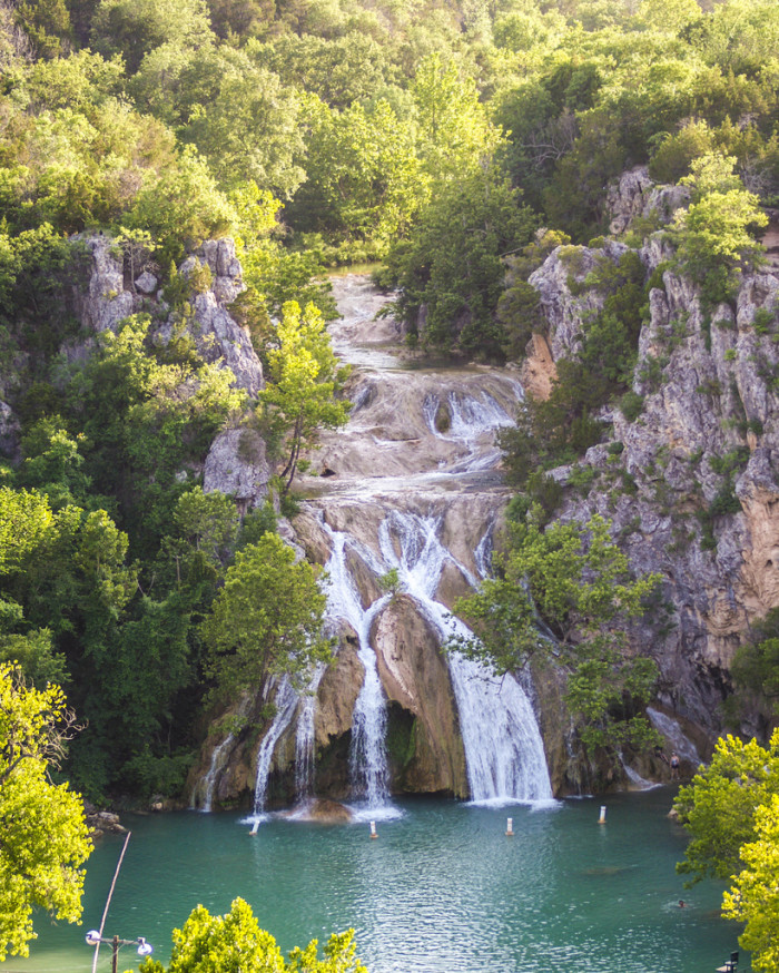 2. Turner Falls - Ponds and Caves