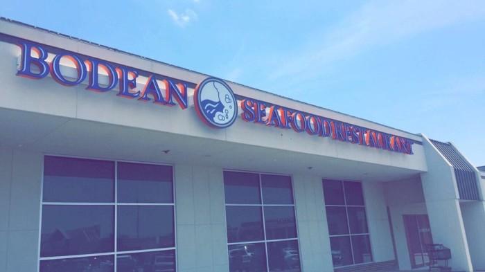 13. Bodean Seafood Restaurant: Tulsa
