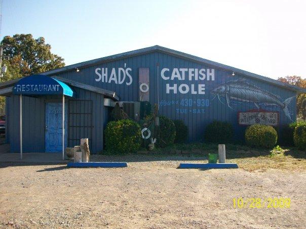 3. Shad's Catfish Hole: Sallisaw