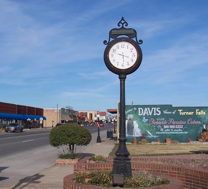 11 Beautiful Charming Small Towns In Oklahoma