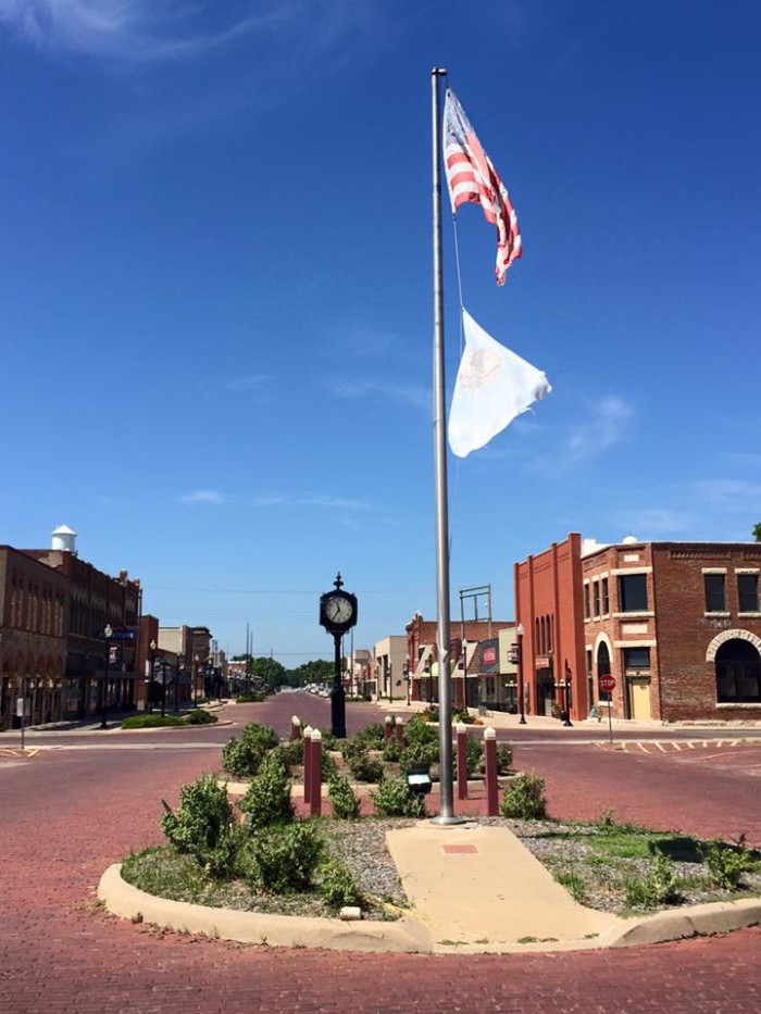 11 Beautiful, Charming Small Towns in Oklahoma