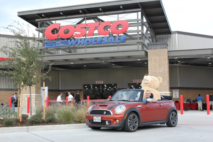 13. We have our first Costco and Trader Joes coming to Oklahoma in 2016...which means more will follow!