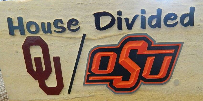11. Can Cowboys and Sooners co-exist in peace?