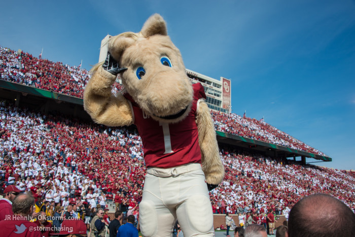1. Of course, we have to start with one of our most famous...Boomer?