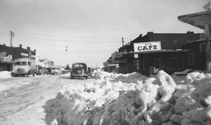 12 Vintage Winter Photos of Oklahoma