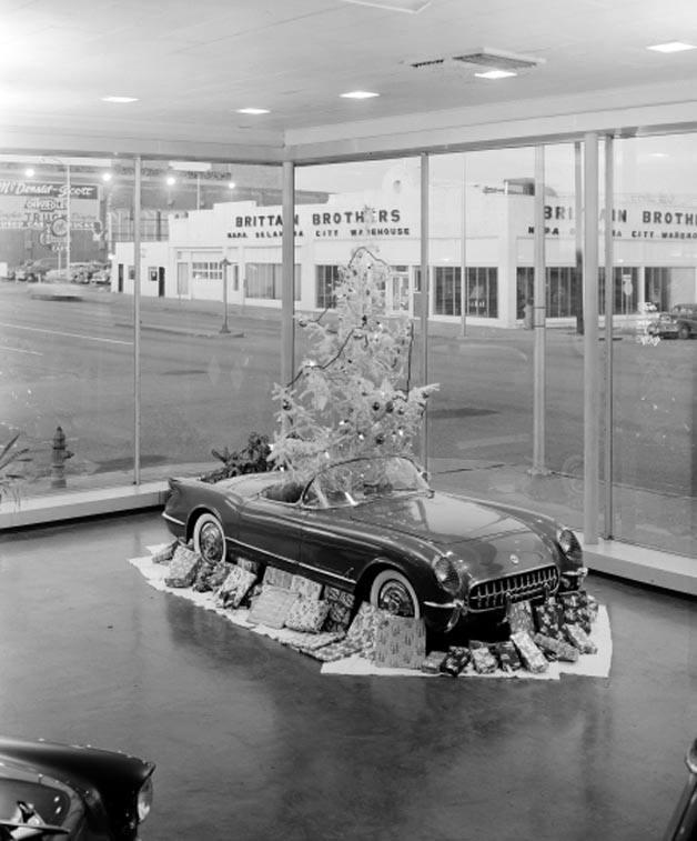 11. Oklahoma City, 1950's