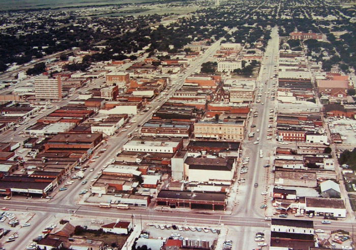 5. Oklahoma City was supposed to be built where Lawton is, but due to a major mistake by a surveyor, OKC was placed on the map almost 100 miles north of where it was planned to go.