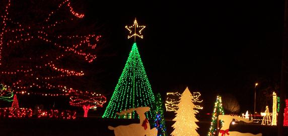 13. Christmas in the Park, Elk City